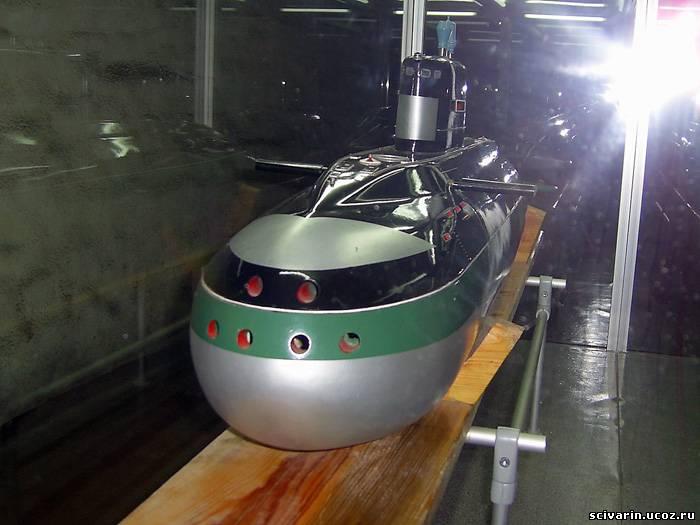 Подводная лодка на радиоуправлении своими руками